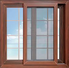 درب و پنجره لمینت ماهاگونی