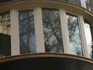 امکان تولید پنجره های upvc با شیشه های دوجداره، سه جداره و صنعتی